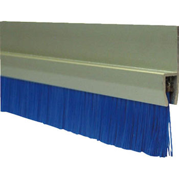 Burr strip brush H16100-1000 PBT0.5 blue