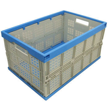 Heavy-Duty Folding Basket