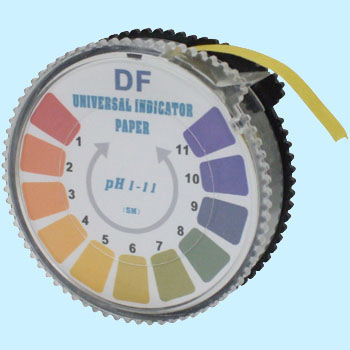 pH Test Strip, Roll Type