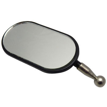 Replacement Mirror Oval, Antenna Type Inspection Mirror