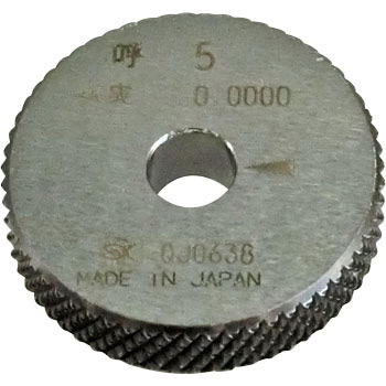 Ring Gauge, Steel