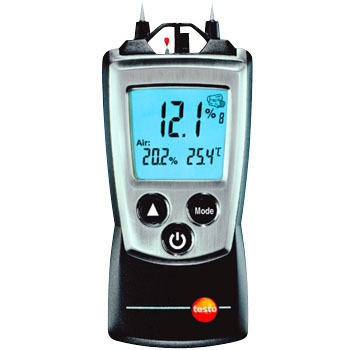 Moisture Meter For Materials