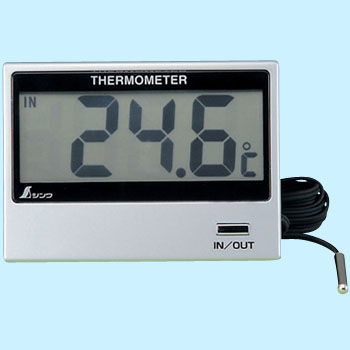 Digital Thermometer E