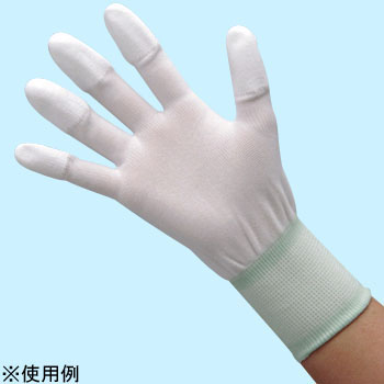 Nioh Urethane Coat Gloves Fingertips Type