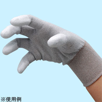Nio-Urethane Coat Gloves Fingertips Type