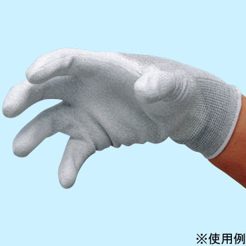 Nio-Urethane Coat Gloves Palm of The Hand Type