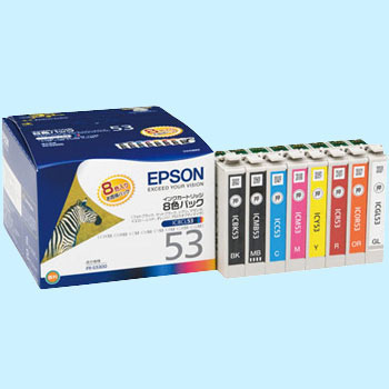 Ink Cartridge EPSON IC53, Genuine