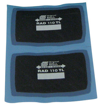 Rad Patch, Radial Tire Repair Internal Patch