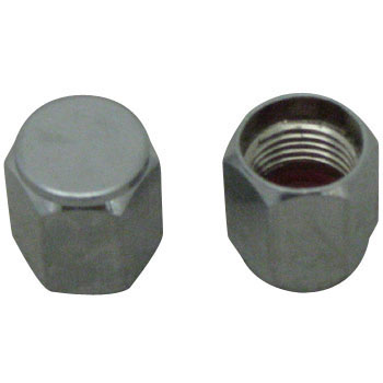 Hexal Aluminum Connector