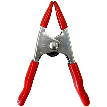 Handy Clamp, Made Of Metal