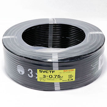 Star Soft Vinyl Cab Tire Round Cable