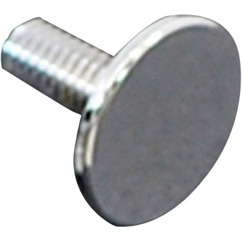 low-head Decoration screw (chrome plating)