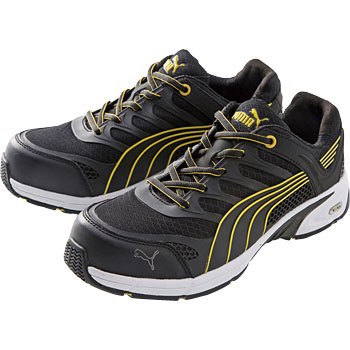 PUMA Fuse Motion Safety Sneakers Yellow