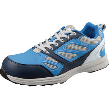 Safety Sneakers Blue/Gray