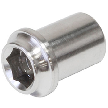 Pillow Head Type Titanium Nut for Caliper Brakes