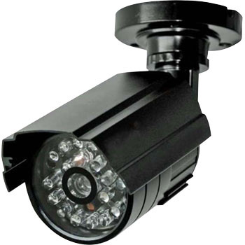Dummy outdoor camera