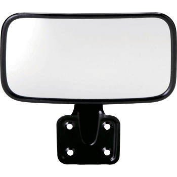 Side-up mirror