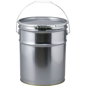 Steel 20L Open Pail Can