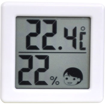 Small Digital Thermohygrometer