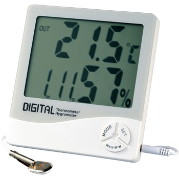 Large Digital Thermometer V