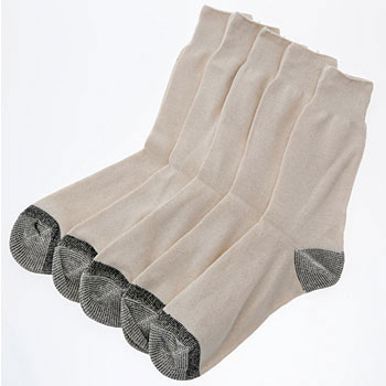 Work socks 5-Pair Set