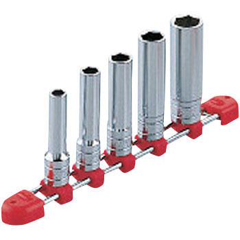 "3/8""sq. DEEP MAGNETIC SOCKET SET (5pcs.)"