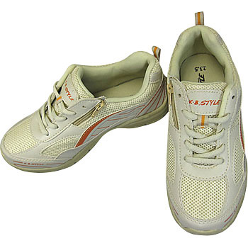 Safety Sneakers (Shoelace Zipper) 55 215