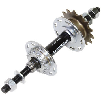 For Unit Back Hub Roller Brakes