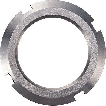 Rolling bearing nut (left thread)