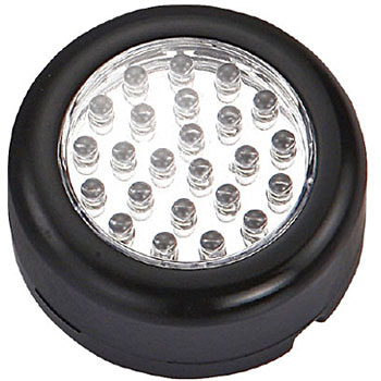 LED light round light 24 lights