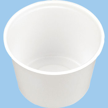 UF cup white