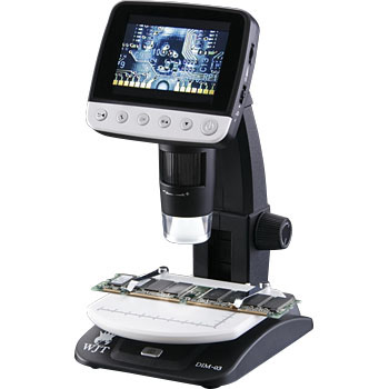 LCD DIGITAL MICROSCOPE DIM-03