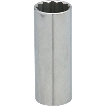 Deep socket (12 square) 12.7sq