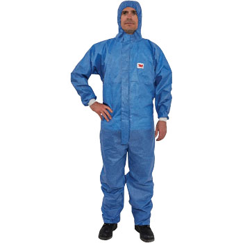 Chemical protective clothing 4532+
