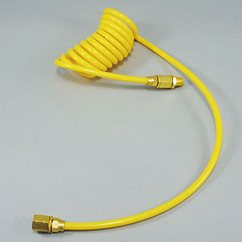 Air coil hose (screwed)
