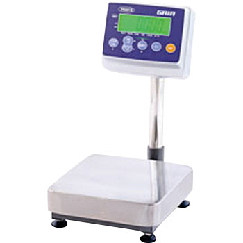 Digital platform scale GAIA GA-01 weighing