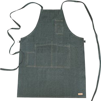 WORKS HOMME denim apron sash