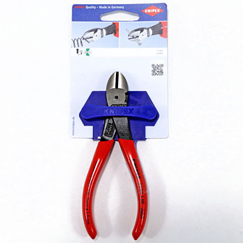 For Hard X-RayDuty Type Slant Edge Cutting Nippers