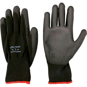 Thin Fit Gloves (Polyurethane Coat)