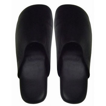 Cowhide Slippers