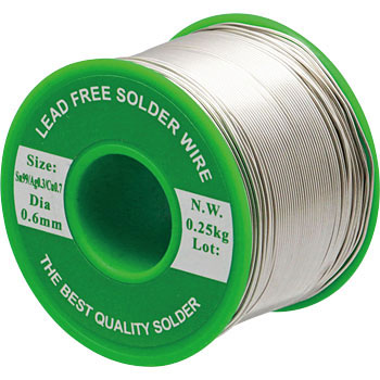 Lead-free solder wound