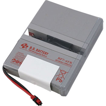 Interchangeable Battery for UPS