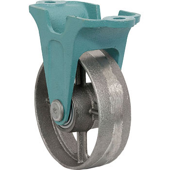 Ductile caster fixing (MG - W) With bracket / standard type