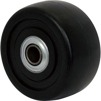 Small heavy duty caster wheels-only