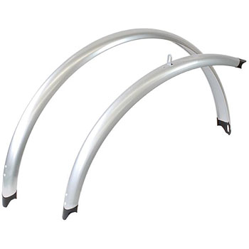 Mudguards Front and Rear with Stays