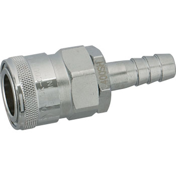 Socket coupler (large diameter) (hose attachment)