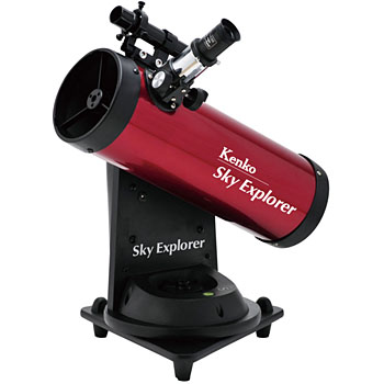 Auto Tracking  Astronomical telescope