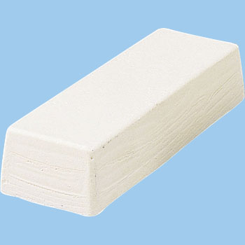 Buffing Compound Bar, White, Aluminum Oxide