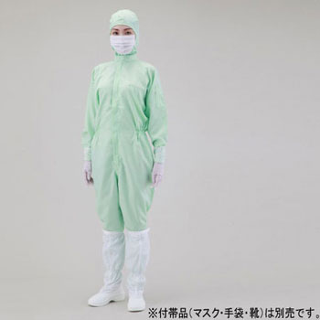 Dust-free garment AS197C Hooded