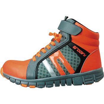 Safety Sneaker GR-5 Groovy Orange